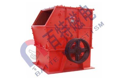 HC series of energy-efficient crusher