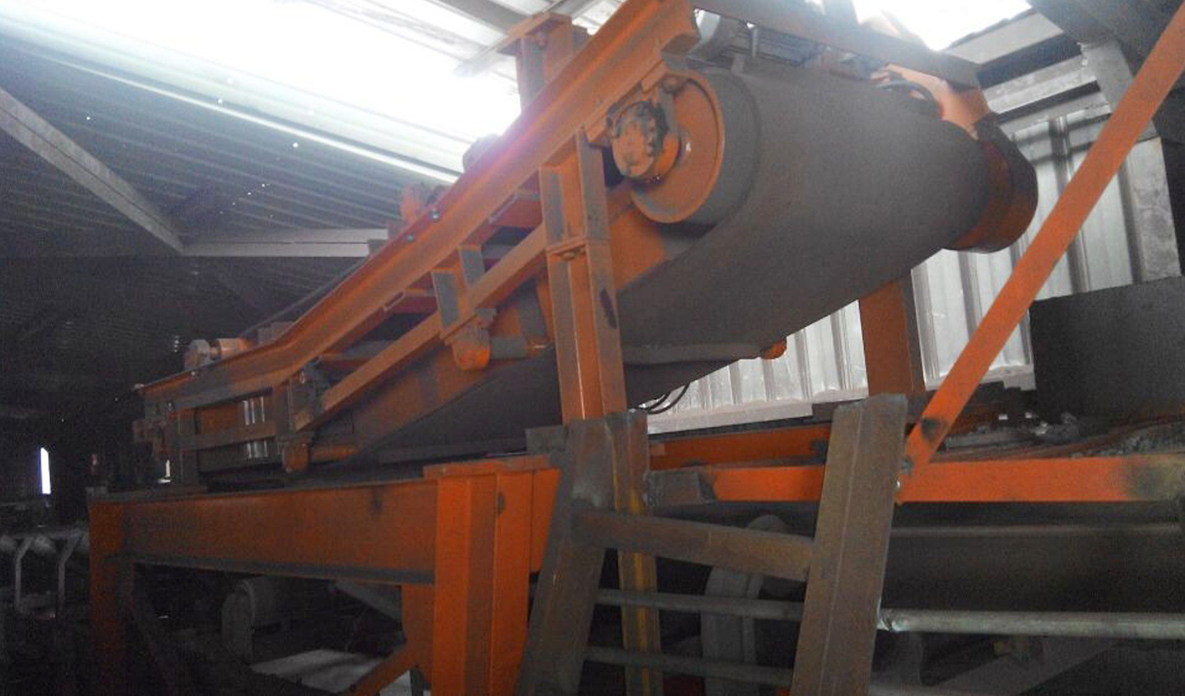 Special magnetic separator used for magnetic mine,Ligang Holding,Zhejiang Province